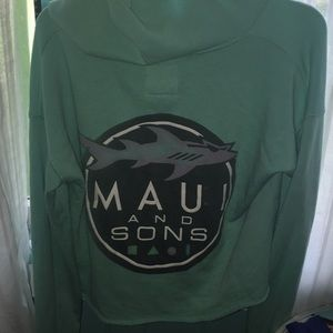 MAUI and sons Cropped Jacket